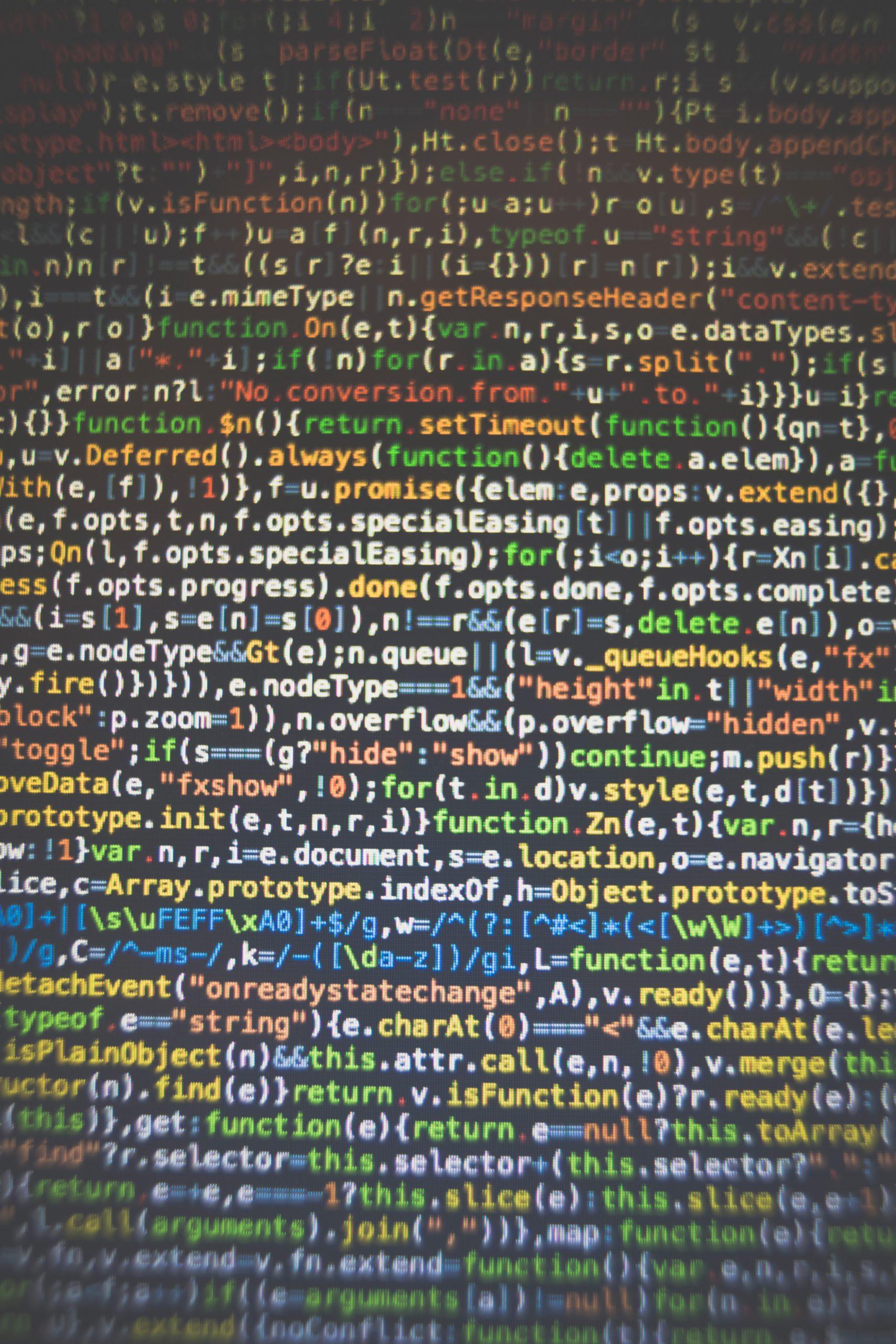 Empresa programación web